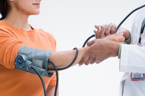 vérnyomás mérés