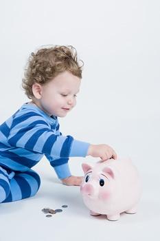 kisgyerek zsebpénz malacpersely