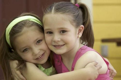 gyermekkori barátság