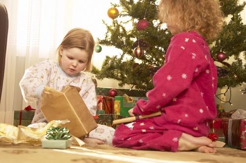 kisgyerekek karácsony