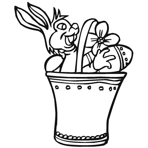 húsvéti kifestő gyerekeknek