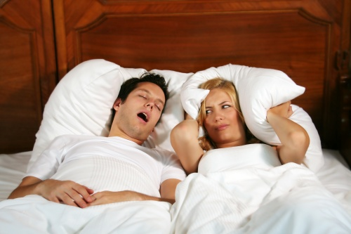 horkolás - apnoé