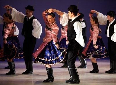 magyar tánckoncert - vox hungaricus