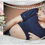 Elsõ gyermekünket várom,Inez Barbarát.Most vagyok 34 hetes kismama.Nagyon várjuk már a kis hercegnõt.