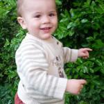 Rojas-Vida Léon Aiden, 16 hónapos