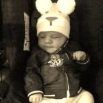 Lucas, 2 hónapos