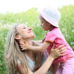 Anyák napja - anya és lánya