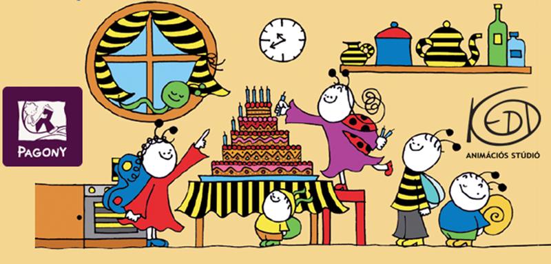 bogyó és babóca boldog születésnapot Nyári PagonyFeszt   programajánló   CsaládiVilág bogyó és babóca boldog születésnapot