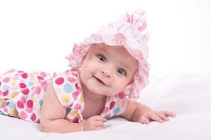 Cuki ruhában a baba