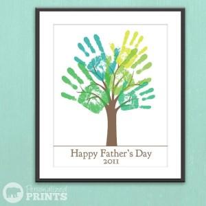 családfa Apák napjára