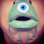 Rajzfilmfigurák - arcfestés